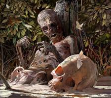 The Dark Fantasy Art of Michael MacRae
