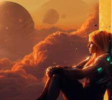 The Stunning Digital Artworks of Antoine Collignon