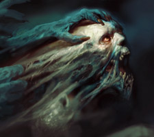 The Dark Artworks of Antonio José Manzanedo