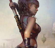 The Fantasy Illustrations of Anna Lakisova