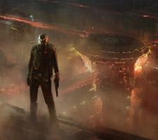 The Sci-Fi Art of Georg Hilmarsson