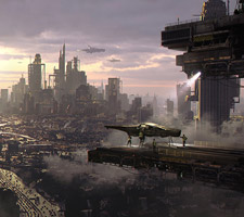 The Amazing Sci-Fi Art of Ming Yee Sheh