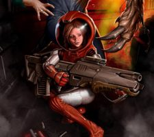 The Superb Sci-Fi & Fantasy Art of Israel Llona
