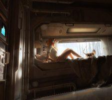 The Sci-Fi Art of Peter Jacubinas