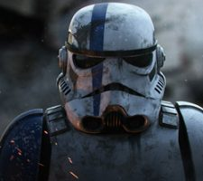 Awesome Stormtrooper Art by Juho Salila