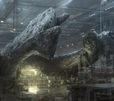 The Sci-Fi Concept Art of Geoffroy Thoorens
