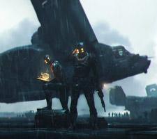 Stunning Sci-Fi Artwork by Mark Kolobaev