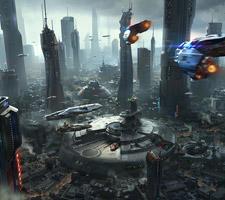 Amazing MK5 Sci-Fi Artwork by Alex Ichim