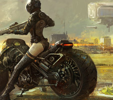 The Superb Sci-Fi Themed Works of Su Jian
