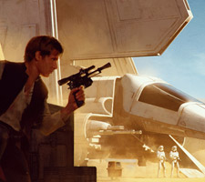 Fantastic Star Wars Art by Wojtek Fus