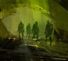 The Amazing Concept Art of Richard Anderson