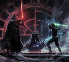 Nicolas Siner – Sci-Fi & Fantasy Artist