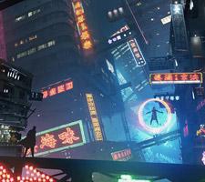 Awesome Sci-Fi Works by Lownine