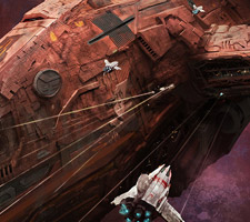 The Sci-Fi & Fantasy Art of Marc Simonetti