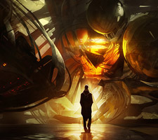 The Superb Sci-Fi Art of Krystian Biskup