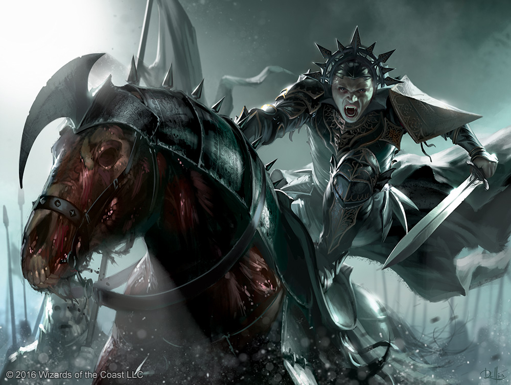 The Glorious Fantasy Illustrations of Chris Rallis