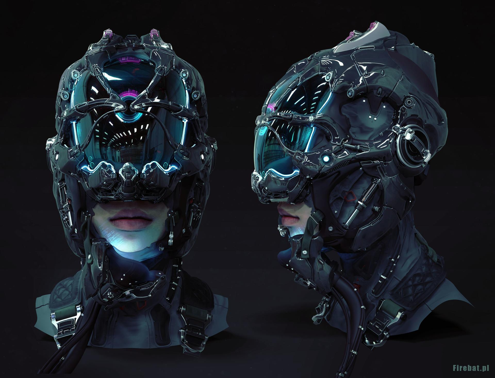 The Stunning 3d Art of Andrzej Marszalek