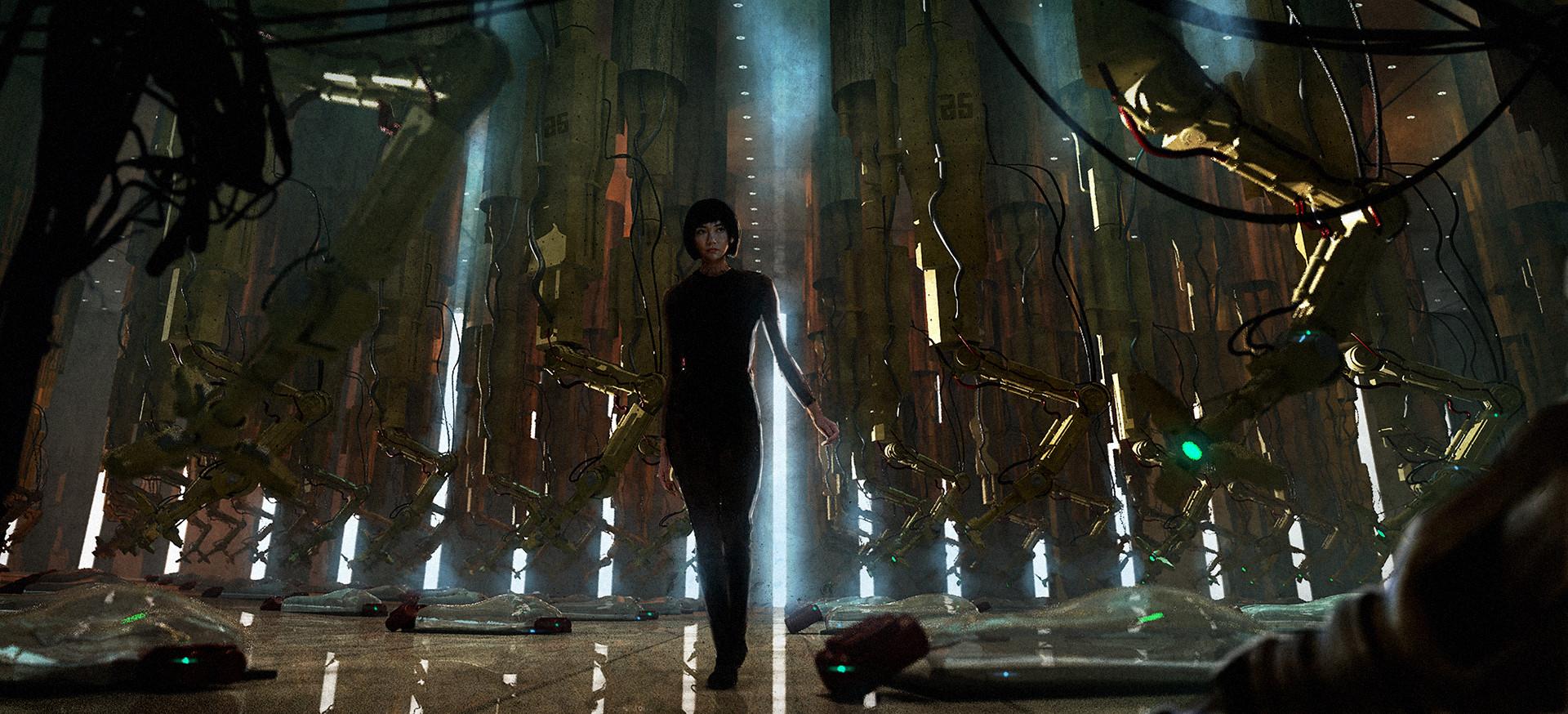 The Sci-Fi & Movie Art of Greg Jonkajtys