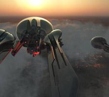 The Futuristic Sci-Fi Art of Eric Lloyd Brown