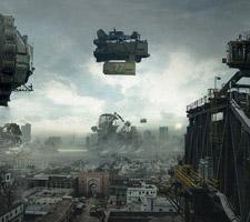 The Cinematic Sci-Fi Art of Jakub Cervenka
