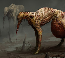 The Dark Fantasy Art of Mike Franchina