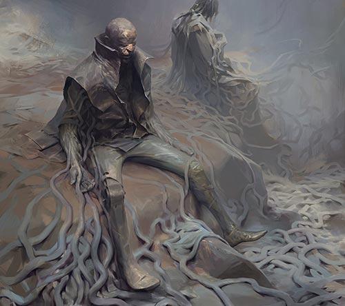 The Digital Fantasy Art of Ivan Khotenov