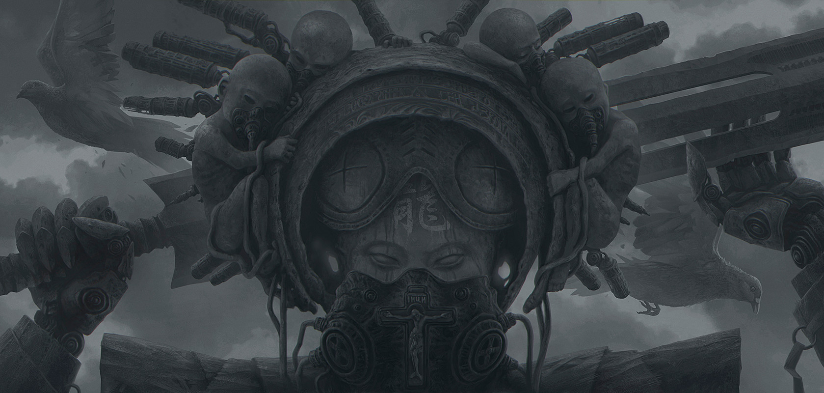 The Sci-Fi & Fantasy Art of Alexey Egorov