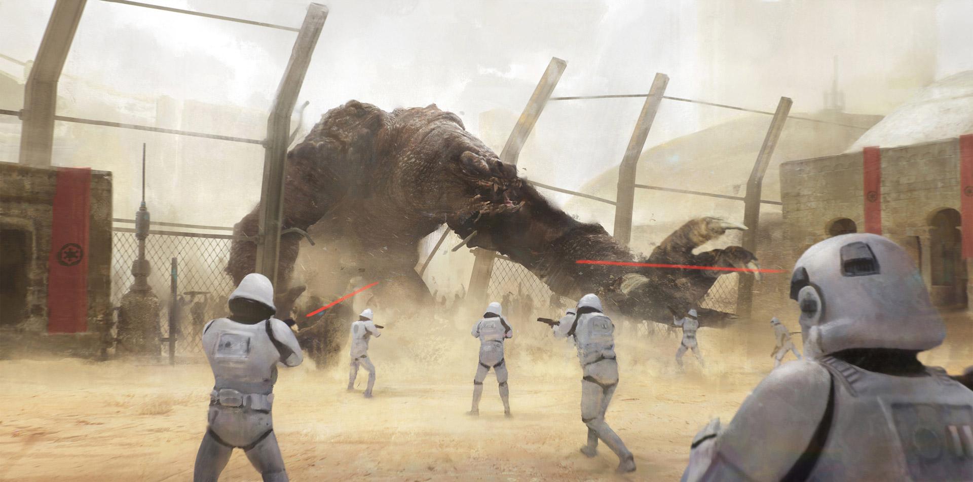The Sci-Fi & Star Wars Art of Nikolay Razuev