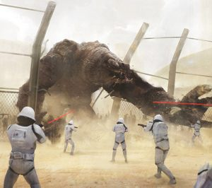 The Sci-Fi & Star Wars Art of Nikolay Razuev